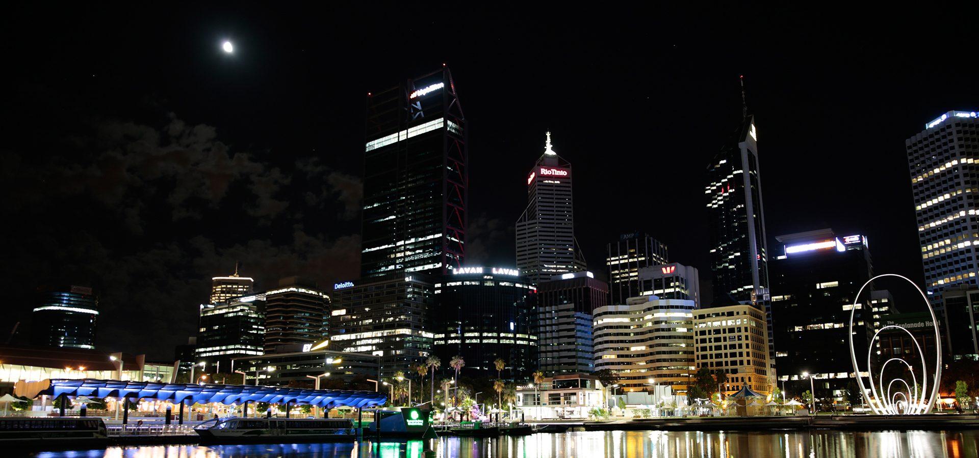 Perth une ville pleine de vie - Australie Occidentale - WA